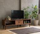 テレビ台 テレビボード Tomte Lサイズ 150cm 北欧 ヴィンテージ インダストリアル 西海岸 木製 ウォールナット 完成品…