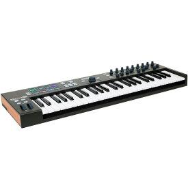 Arturia KEYLAB Essential 49 BK【Black Edition】【49鍵盤】【数量限定生産】
