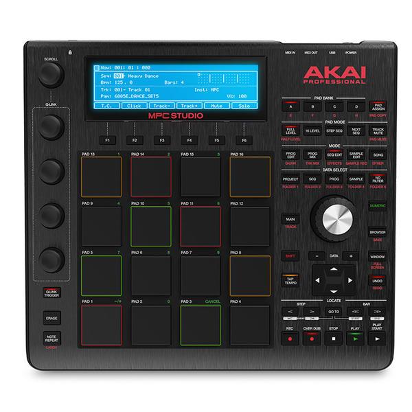 AKAI MPC STUDIO BLACK 【P10】