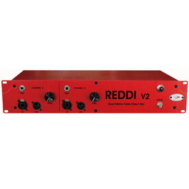 A-designs REDDI-V2 (2ch TUBE DI)【国内正規品】【お取り寄せ商品】