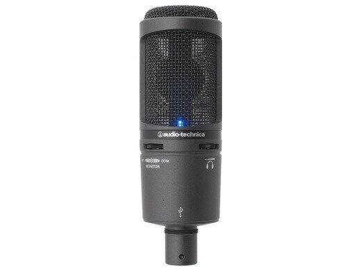 audio-technica AT2020USB+【p5】【予約商品・1月下旬入荷予定】