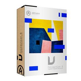 Arturia V Collection 8 INTRO(数量限定!特別価格ライセンス版)(オンライン納品)※代金引換、後払いはご利用頂けません。