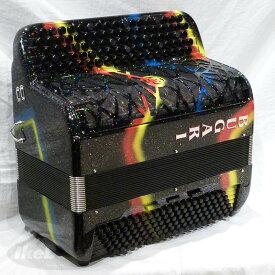 BUGARI 800FR Flash Version【Flashカラーラメ塗装・1台限定アウトレット超特価!】フレンチタイプ・アコーディオン