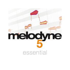 Celemony MELODYNE 5 ESSENTIAL(オンライン納品専用) ※代金引換はご利用頂けません。