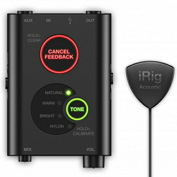 IK MULTIMEDIA iRig Acoustic Stage【p5】