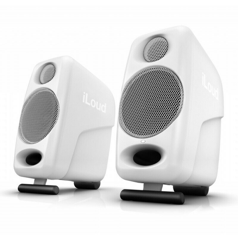 IK MULTIMEDIA iLoud Micro Monitor White Special Edition(ホワイト・エディション)