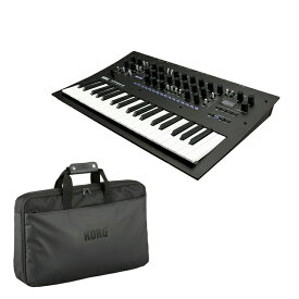 KORG minilogue xd + SC-minilogue(専用ソフトケース)セット