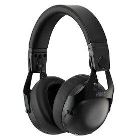 KORG NC-Q1 BK(ブラック)(SMART NOISE CANCELLING DJ HEADPHONES)