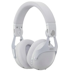 KORG NC-Q1 WH(ホワイト)(SMART NOISE CANCELLING DJ HEADPHONES)