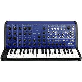 KORG MS-20 FS(MONOPHONIC SYNTHESIZER)【BLUE】【数量限定品】【あす楽対応】【土・日・祝 発送対応】【p5】 【Fluid Audio C5/C5W(pair)台数限定・セット購入キャンペーン!】