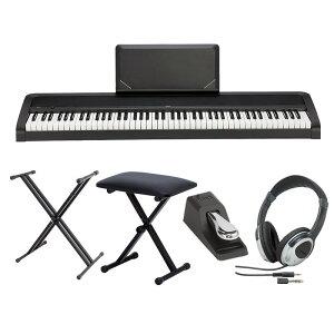 KORG B2N 練習開始セットコルグ 電子ピアノ(沖縄・離島送料お見積もり※代引き不可) 【Fluid Audio C5/C5W(pair)台数限定・セット購入キャンペーン!】 【ikbp1】