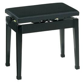 甲南 P50 (ブラック)【高低自在ピアノイス】