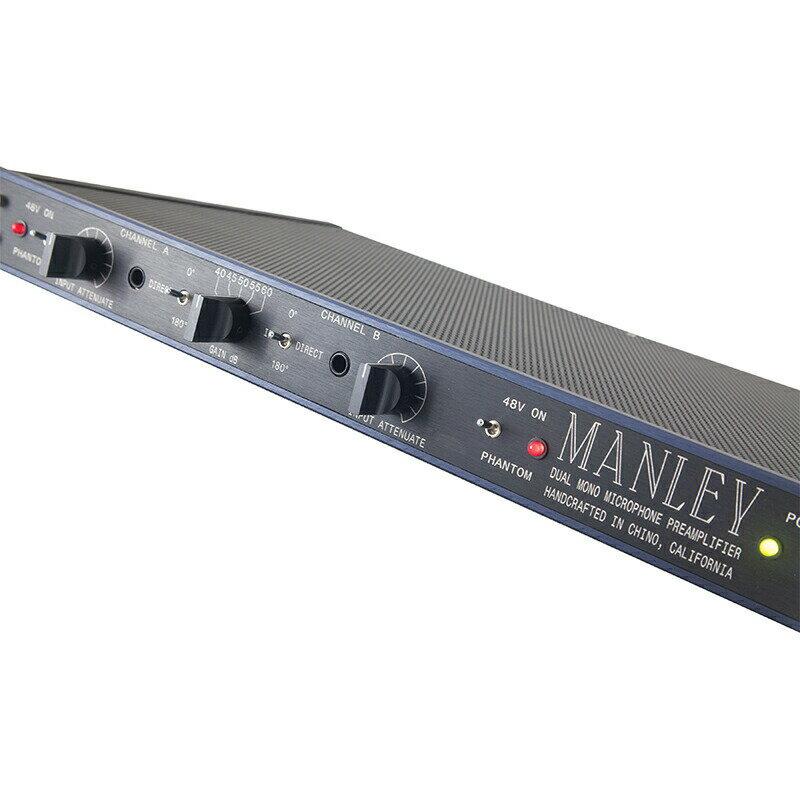 "MANLEY Dual Mono Microphone Preamplifier ""30th Anniversary Edition""【完全希少限定生産品】"