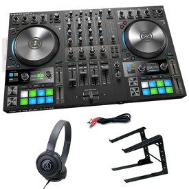 Native Instruments TRAKTOR KONTROL S4 MK3 デジタルDJスタートセットD【p10】[NI201809]