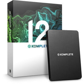 Native Instruments KOMPLETE 12【p10】