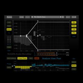 NUGEN Audio Monofilter【オンライン納品専用】※代金引換、後払いはご利用頂けません。