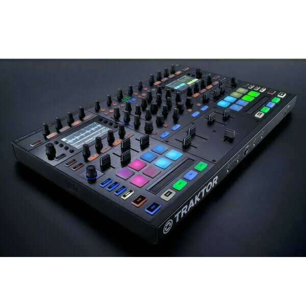 Native Instruments TRAKTOR KONTROL S8 【期間限定スペシャルプライス】【p5】
