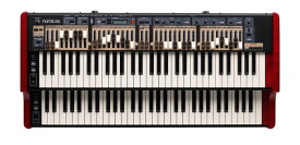 CLAVIANORD C2D 【COMBO ORGAN】【1台限定・Nord Music Stand V2譜面台付き・生産完了新品特価品】【期間限定!Nord Wave 2発売記念・豪華プレゼントキャンペーン中(※要申込)】