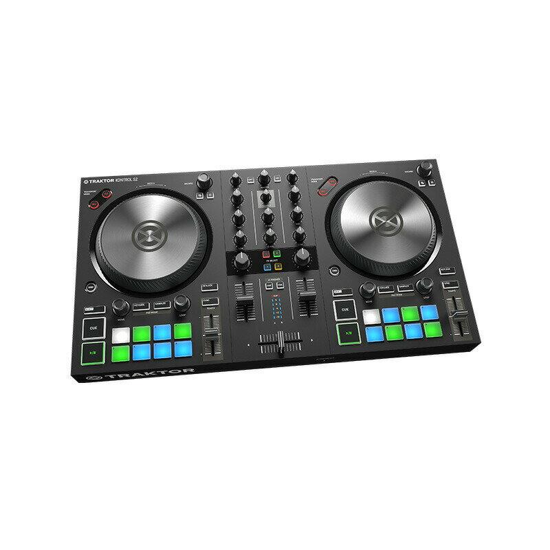 Native Instruments TRAKTOR KONTROL S2 MK3【選べる特典プレゼント中!】【p10】[NI201809]