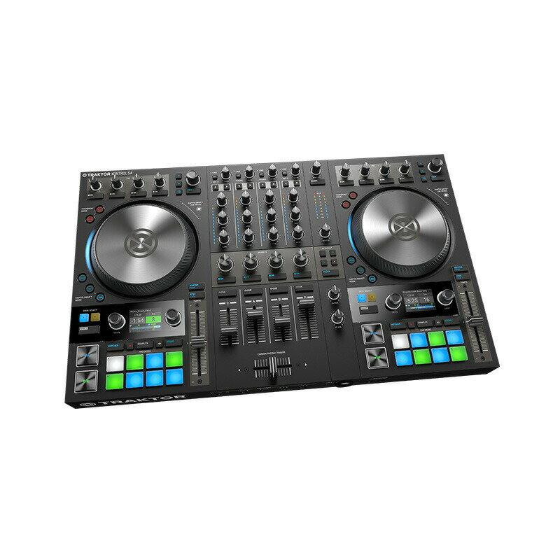 Native Instruments TRAKTOR KONTROL S4 MK3 【選べる特典プレゼント中!】【p10】[NI201809]