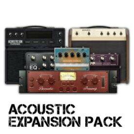 Positive Grid BIAS FX Acoustic Pack【オンライン納品専用】※代金引換はご利用頂けません。
