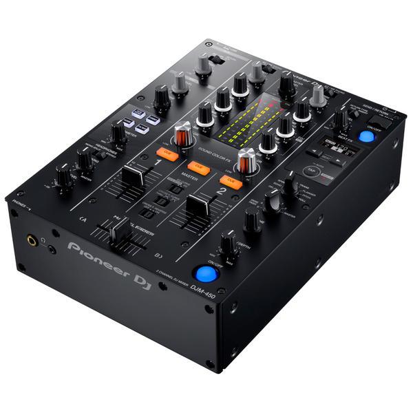 Pioneer DJ DJM-450 【rekordbox dj&rekordbox dvsライセンス付属】 【本体保護カバー Decksaver DS-PC-DJM450 プレゼント】【あす楽対応】【土・日・祝 発送対応】