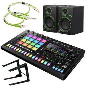 Pioneer DJ TORAIZ SP-16 + CR3 音楽制作セット 【TORAIZ SP-16クイックマニュアルPDF付属】 【台数限定!TORAIZ オリジナル クリスタルUSBメモリ プレゼント中!】