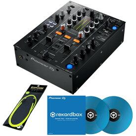 Pioneer DJ DJM-450 +コントロールヴァイナルRB-VD1-CB DVS SET【あす楽対応】【土・日・祝 発送対応】