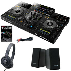 Pioneer DJ XDJ-RR デジタルDJスタートセットB【あす楽対応】【土・日・祝 発送対応】【数量限定!Pioneer DJ ノベルディグッズ・プレゼント!】
