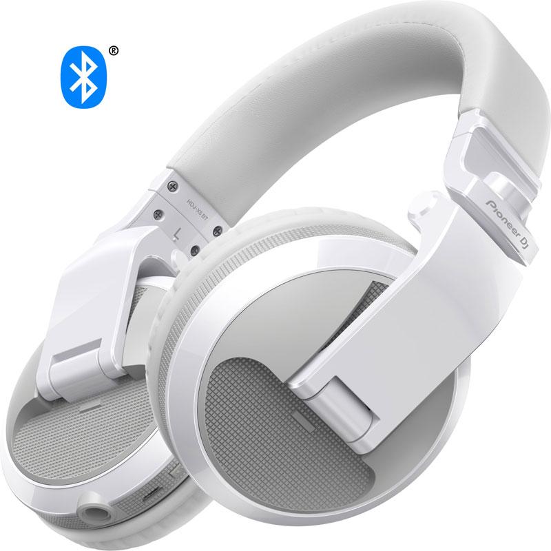 Pioneer DJ HDJ-X5BT-W(グロスホワイト)