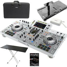 Pioneer DJ XDJ-RX2-W + DJテーブルSET【今なら豪華4大特典 プレゼント!】【rekordbox djライセンスキー付属】【あす楽対応】【土・日・祝 発送対応】