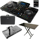 Pioneer DJ XDJ-RX2 + MAGMAキャリングケース + DJT29 DJテーブルセット 【今なら豪華3大特典プレゼント!】【あす楽…