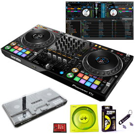 Pioneer DJ DDJ-1000SRT【今なら豪華4大特典プレゼント!】【さらに初回限定Serato DJ Suiteプレゼント!】【あす楽対応】【土・日・祝 発送対応】