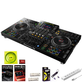 Pioneer DJ XDJ-XZ【今なら豪華7大特典プレゼント!】【USBメモリでのDJプレイ、rekordbox djライセンス付属、Serato DJ Pro無償版に対応】【あす楽対応】【土・日・祝 発送対応】:655154