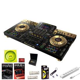 Pioneer DJ XDJ-XZ-N(ゴールドカラー)【PioneerDJロゴ入りゴールドクリアUSBメモリ(非売品)付属】【今なら豪華7大特典プレゼント】【あす楽対応】【土・日・祝 発送対応】