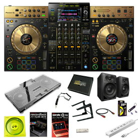 Pioneer DJ XDJ-XZ-N + DM-40 スピーカーSET【初心者向けチュートリアル動画と豪華11大特典プレゼント!】【PioneerDJロゴ入りUSBメモリ(非売品)付属】【あす楽対応】【土・日・祝 発送対応】 【ikbp1】