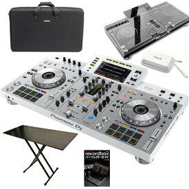 Pioneer DJ XDJ-RX2-W + DJテーブルSET 【今なら豪華4大特典 プレゼント!】【rekordbox djライセンスキー付属】