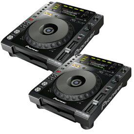 Pioneer DJ CDJ-850-K TWIN SET★16GBのUSBフラッシュメモリをプレゼント!★
