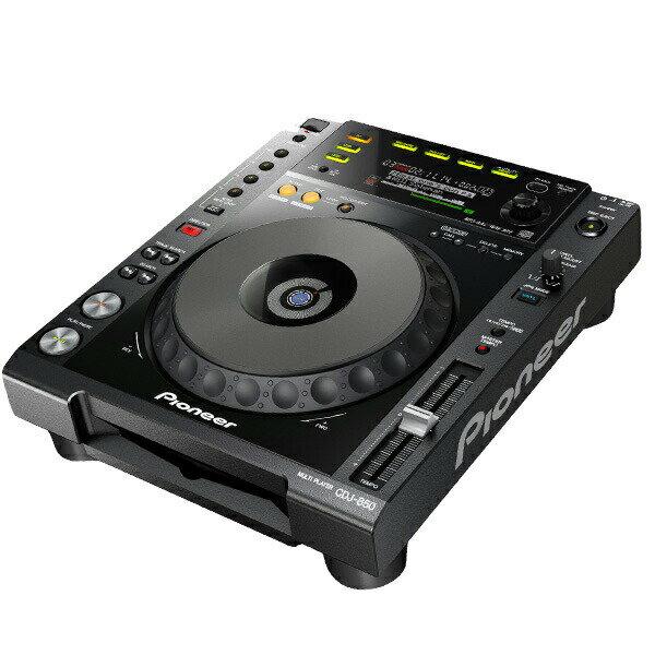 Pioneer DJ CDJ-850-K 【今なら16GBのUSBフラッシュメモリをプレゼント!】 【あす楽対応】【土・日・祝 発送対応】【P10】