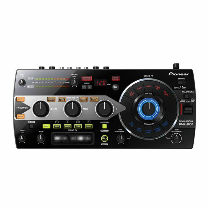Pioneer DJ RMX-1000 【あす楽対応】【土・日・祝 発送対応】