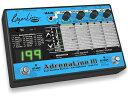 Roger Linn Design AdrenaLinn III (ビートシンクフィルターFX+アンプモデリング+ドラムボックス) ランキングお取り寄せ