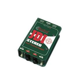 Radial JDI Stereo(ステレオ・パッシブDIボックス)【p5】