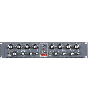 Retro Instruments Retro 2A3 Dual Program EQ【期間限定!プロモ対象のハイエンドケーブルプレゼント中】