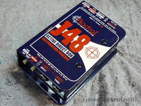 Radial J48 ACTIVE DIRECT BOX 【国内正規品】【p5】
