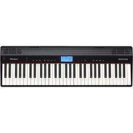 Roland GO:PIANO Entry Keyboard (GO-61P)【p10】【あす楽対応】