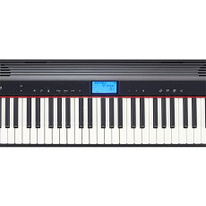 RolandGO:PIANOEntryKeyboard(GO-61P)+【カラーが選べるNoah'sarkソフトケースセット】