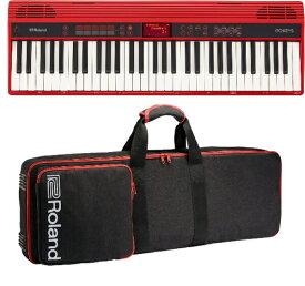 Roland GO:KEYS Entry Keyboard (GO-61K)+CB-GO61【専用キャリングケースセット】【p10】