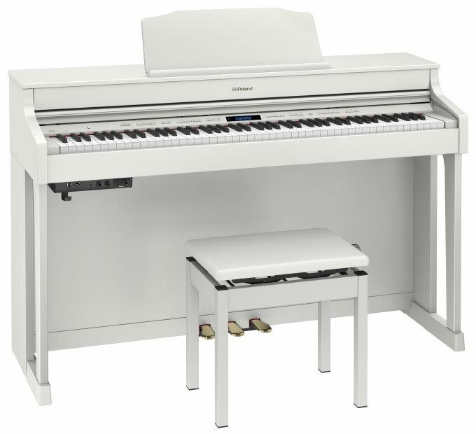 Roland HP603A-WHS [ホワイト]【数量限定!豪華特典付き!】【全国配送・組立設置無料(※沖縄・離島は除く)】【p10】