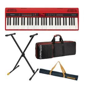 Roland GO:KEYS Entry Keyboard (GO-61K)【ポータブルセット】