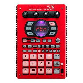 Roland SP-404SX(ソリッドレッド×メタリックレッド)【台数限定!限定カラーパネルモデル】